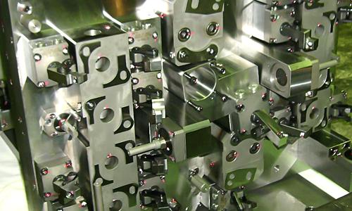 太陽工機はあらゆる材質、形状の機械加工も承ります